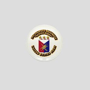 COA - Infantry - 1st Filipino Regiment Mini Button