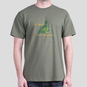 Dark T-Shirt front print