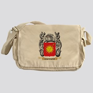 Esposito Coat of Arms - Family Crest Messenger Bag
