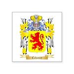 Cahaney Square Sticker 3