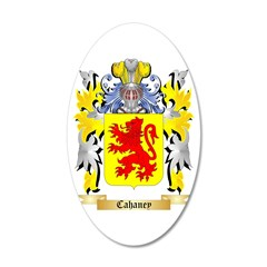 Cahaney Wall Decal