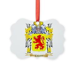 Cahaney Ornament