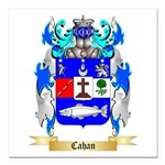 Cahan Square Car Magnet 3