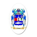 Cahan 20x12 Oval Wall Decal