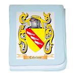 Cahalane baby blanket