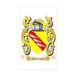 Cahalane Sticker (Rectangle 10 pk)