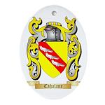 Cahalane Ornament (Oval)
