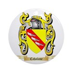 Cahalane Ornament (Round)