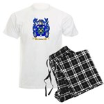 Caffyn Men's Light Pajamas