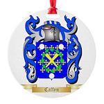 Caffyn Round Ornament