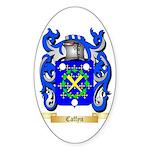 Caffyn Sticker (Oval)