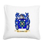 Caffyn Square Canvas Pillow