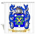 Caffyn Shower Curtain