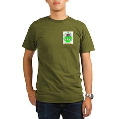 Caffrey Organic Men's T-Shirt (dark)