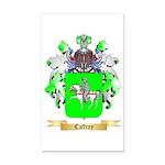Caffrey Rectangle Car Magnet