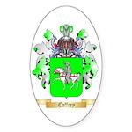 Caffrey Sticker (Oval)