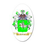 Caffrey 20x12 Oval Wall Decal