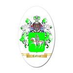 Caffrey 35x21 Oval Wall Decal