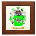 Caffrey Framed Tile