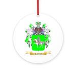 Caffrey Ornament (Round)