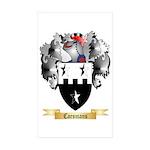 Caesmans Sticker (Rectangle 10 pk)