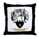 Caesmans Throw Pillow