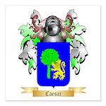Caesar Square Car Magnet 3