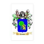 Caesar Sticker (Rectangle)