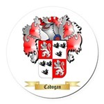 Cadogan Round Car Magnet