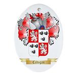 Cadogan Ornament (Oval)