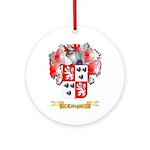 Cadogan Ornament (Round)