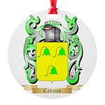 Cadman Round Ornament