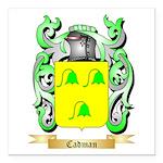 Cadman Square Car Magnet 3