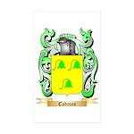 Cadman Sticker (Rectangle 10 pk)