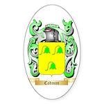 Cadman Sticker (Oval 10 pk)