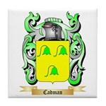 Cadman Tile Coaster