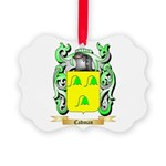 Cadman Picture Ornament