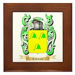 Cadman Framed Tile
