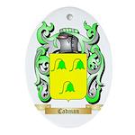 Cadman Ornament (Oval)
