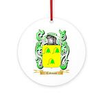 Cadman Ornament (Round)