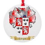 Cadigan Round Ornament