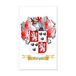 Cadigan Rectangle Car Magnet
