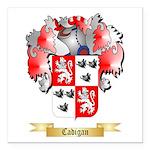 Cadigan Square Car Magnet 3