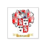 Cadigan Square Sticker 3