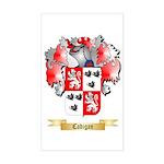 Cadigan Sticker (Rectangle)