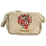 Cadigan Messenger Bag