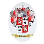 Cadigan Ornament (Oval)