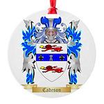 Cadeson Round Ornament
