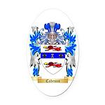 Cadeson Oval Car Magnet