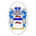 Cadeson Sticker (Oval)
